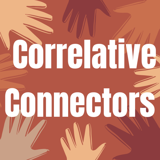 Correlative Connectors